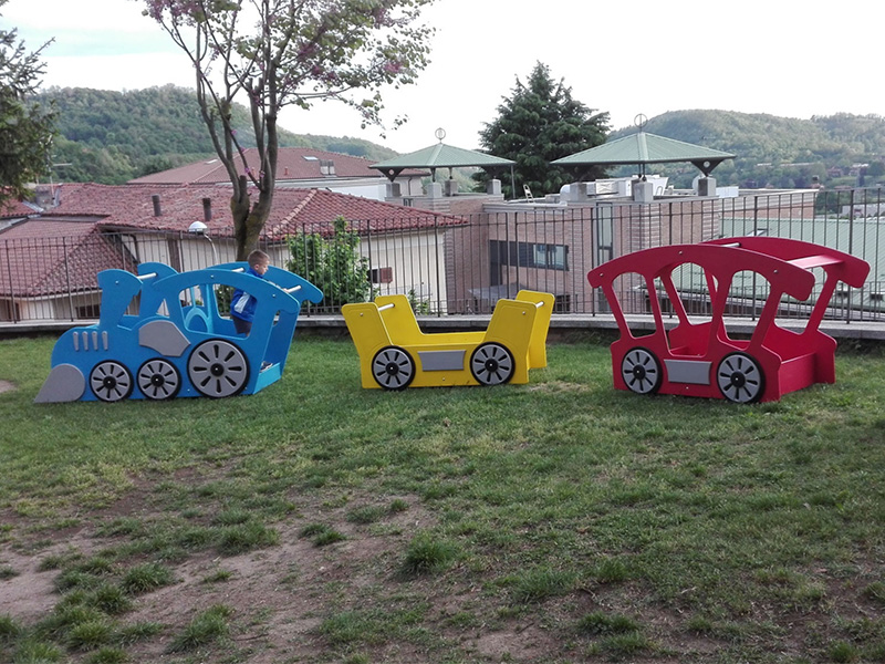Scuola Materna Villa d'Adda